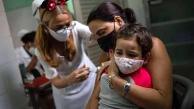 Photo of Cuba inició la vacunación contra el COVID en niños de dos a diez años