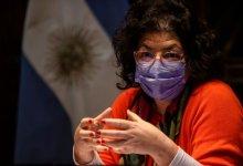 """Photo of Vizzotti: """"La vacunación en menores es fundamental"""""""