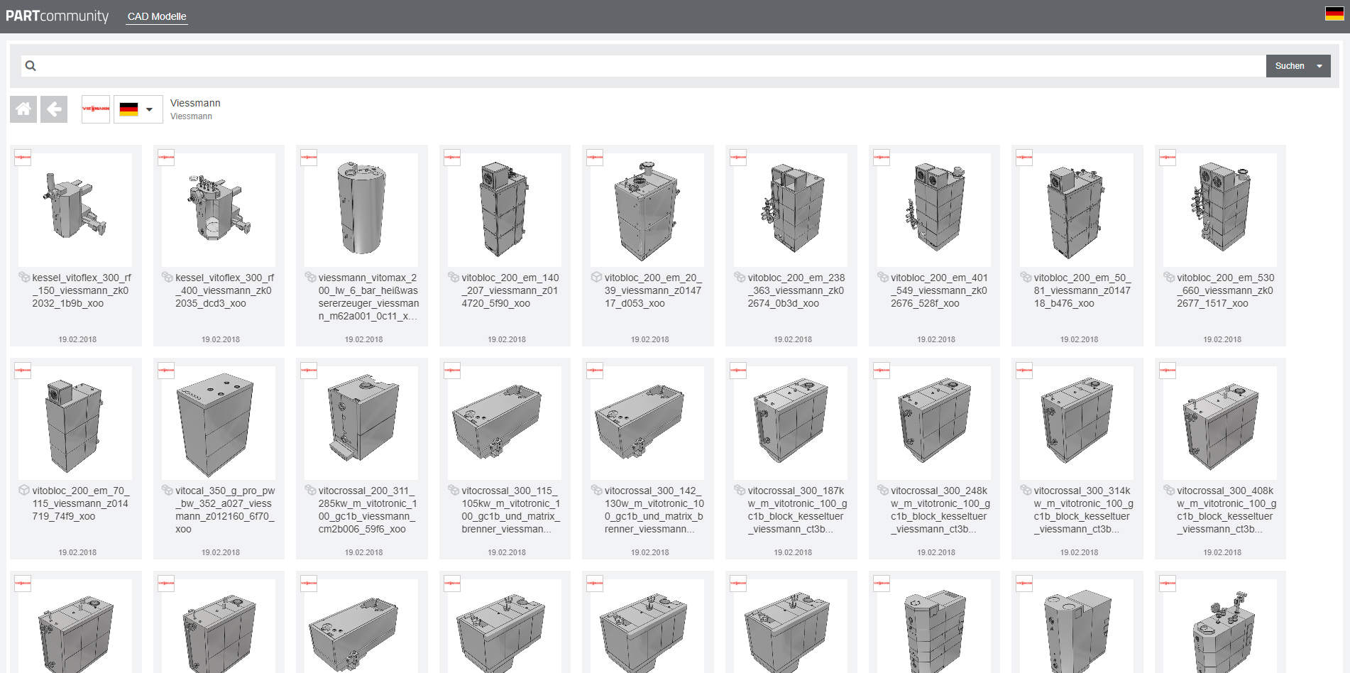Viessmann Goes Online With 3d Bim Product Catalog By
