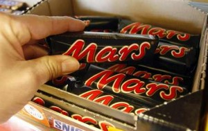 Mars-Chocolate