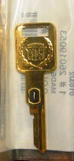 Gold VATS key