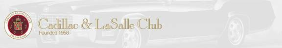 Cadillac and LaSalle Club