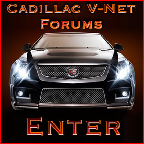 Cadillac V-Net Forums