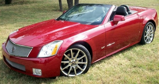 2008 Cadillac XLR and XLR-V Specifications