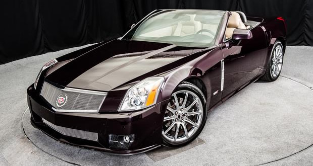 2009 Cadillac XLR-V Tech Center