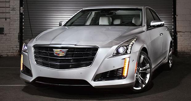 Driven: 2015 Cadillac CTS Vsport