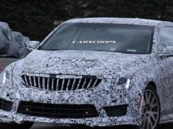 Spied! 2016 Cadillac ATS-V