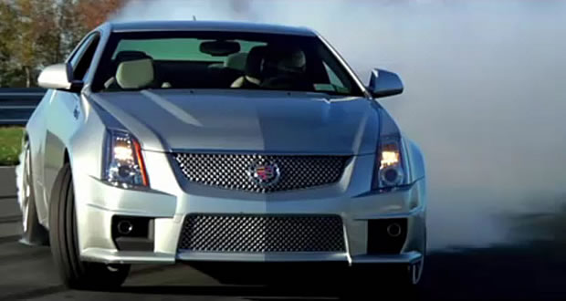 New Cadillac V-Series Video Section Added