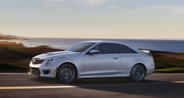 GM Press Release: 2016 Cadillac ATS-V Expands Lineup, Intensifies Passion