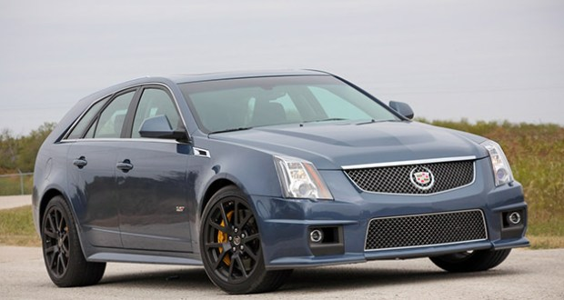 Featured: Such Sweet Sorrow: Cadillac's CTS-V gets an Irish wake