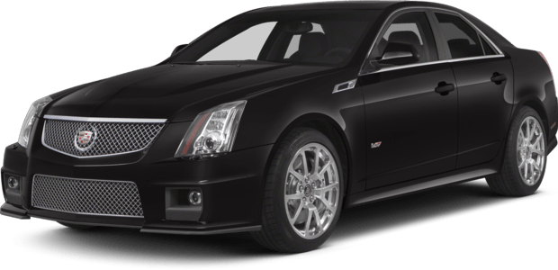 2012 Cadillac CTS-V Sedan Highlights
