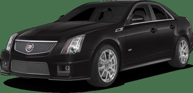 2012 Cadillac CTS-V Sedan Highlights