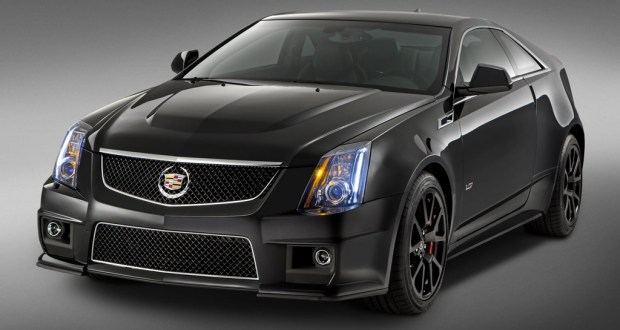Press Release: Cadillac Celebrates V-Series with 2015 CTS-V Coupe