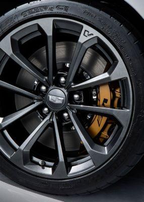 2016 Cadillac ATS-V Brembo Brakes