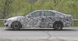 2016 Cadillac CTS V Spied!