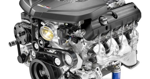2016 Cadillac CTS-V LT4 Engine