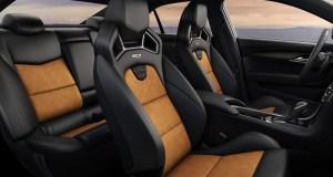 2016 Cadillac ATS-V Recaro Seats