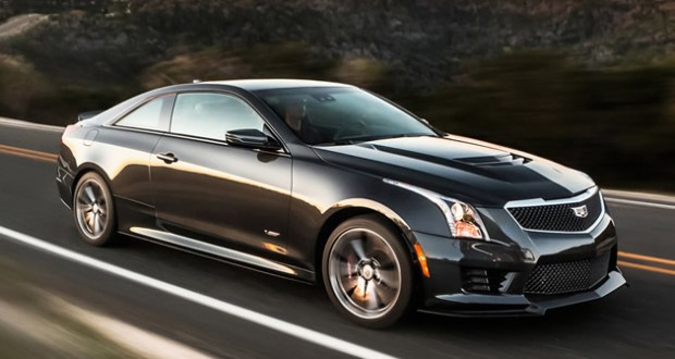 2016 Cadillac ATS-V Performance Numbers Summary