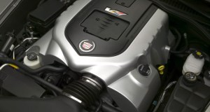 2006 Cadillac XLR-V Engine