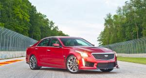 2016 Cadillac CTS-V Photo by Cadillac