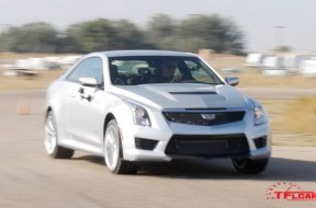 2016 Cadillac ATS-V 0-60 MPH Review: Small Caddy + Big Engine = Fast & Fun Car