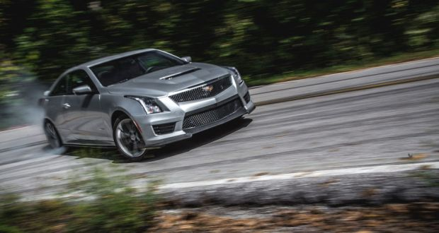 The Cadillac ATS-V Is a Good Car in Search of the Right Brand