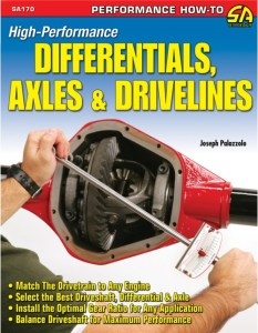 CarTech, Inc. High-Performance Differentials, Axles & Drivelines