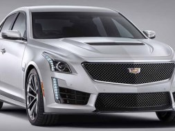 2017 Cadillac CTS-V Changes Coming
