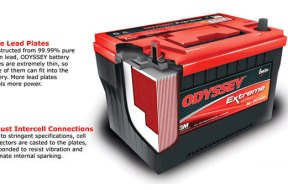 Image: EnerSys Odyssey Battery