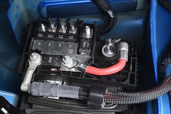Service Manual Remove Battery 2010 Cadillac Srx