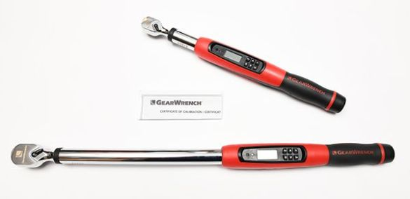 The GearWrench ETWs not only work well but they look good, too. Image: Author.