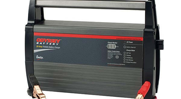 Odyssey Battery Charger