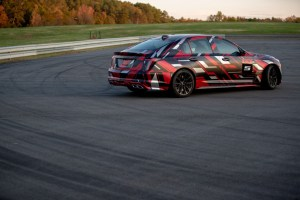 The CT5-V Blackwing will feature a specially tuned chassis, vehi