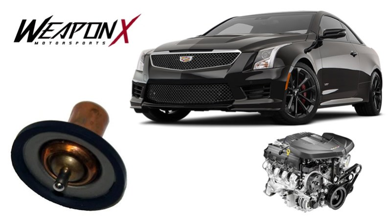Cadillac ATS-V Weapon-X Thermostat