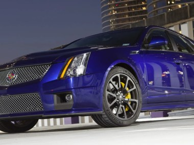 2012 Cadillac CTS-V sells for a record-high $93,975