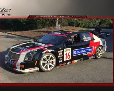2005 Cadillac CTSV-R Chassis 004