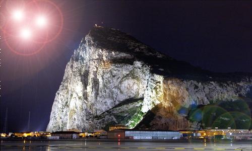 Oleada OVNI en el Campo de Gibraltar en 1997