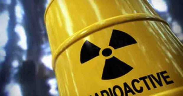 Peligro radiactivo