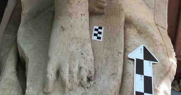 Estatua egipcia