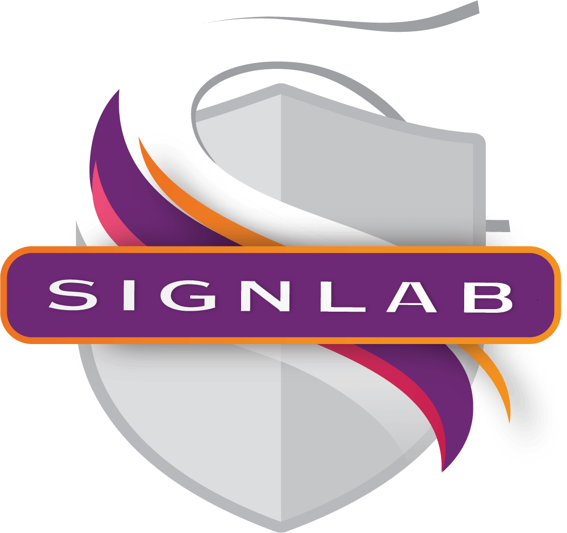 Signlab infosource cadlink software information and support.