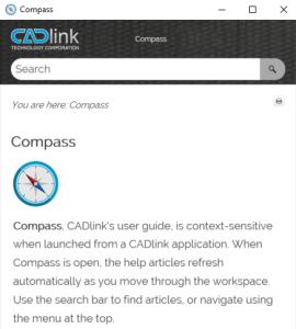 CADlink Compass