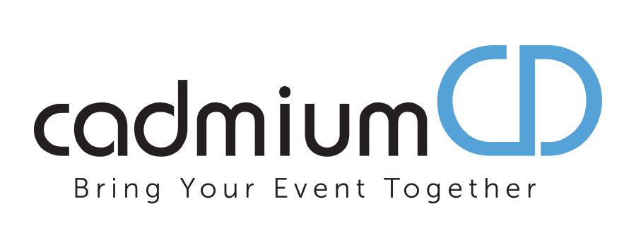 CadmiumCD Bring Your Event Together Logo