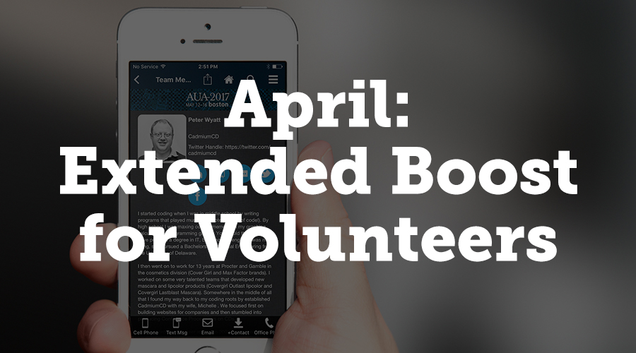 Through the mobile app, volunteers can log the number of attendees at the beginning and end of a session as well as make notes about the session itself.