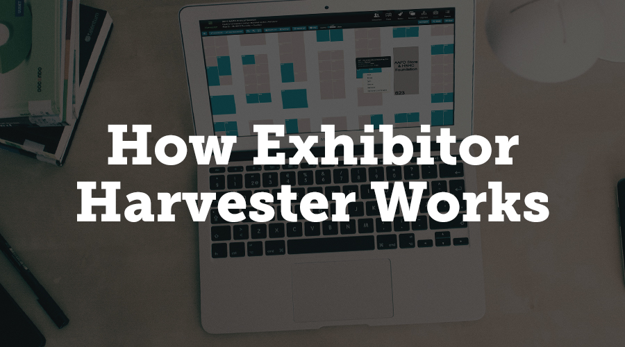 We've designed Exhibitor Harvester to improve both organizer and exhibitor experience. Exhibitors can log in and easily complete their tasks. Common tasks include signing contract, submit company description and details, upload logo, and make payments, if you are on the Pro tier.
