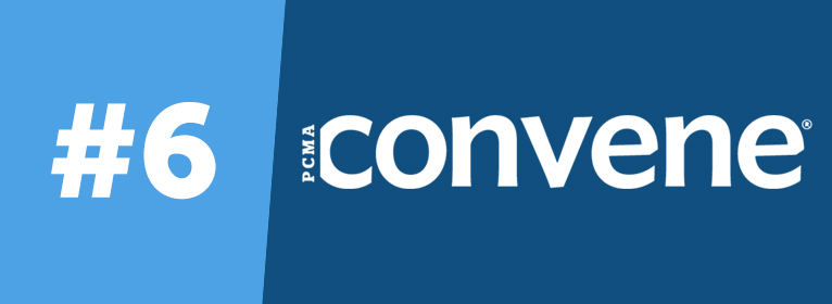 Convene, the blog for the Professional Convention Management Association, is a top choice for staying informed about the events industry. Their in-depth articles look at the most pressing issues in the industry as well as general work and productivity, topics that are important in any line of business.