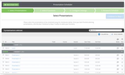 logistics-presentation-scheduler   CadmiumCD