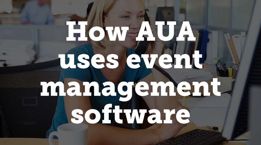 """Before using the Conference Harvester,"" Davis says, "" AUA stored their data in a spreadsheet housed on individual computers. When they made a change, they had to share that change with everyone by sending the file. With Harvester Worksheets, AUA now has one central location for all their information. They can give team members access to the data and disseminate it to multiple teams. Everyone now has access to the most updated information in real-time."""