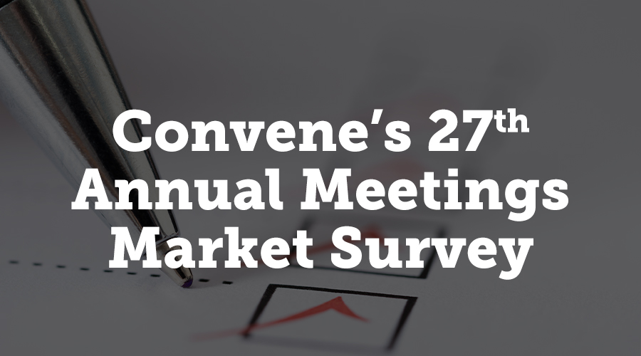 Every year, PCMA invites event professionals to contribute to their Annual Meetings Market Survey. The 27th annual survey shows that continued improvements in the economy are reflected in the events industry. Click through to Michelle Russell's roundup to find out more about the survey's results.