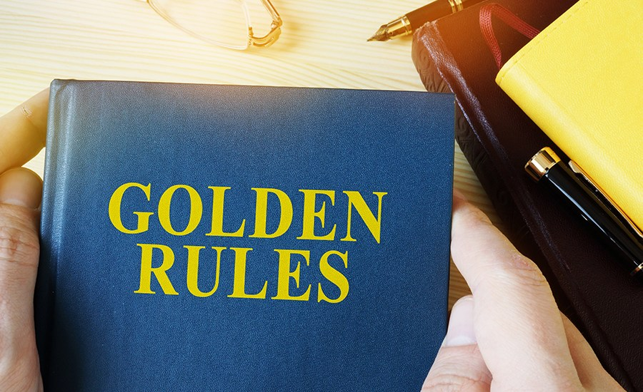 Golden Rules to Meeting Etiquette