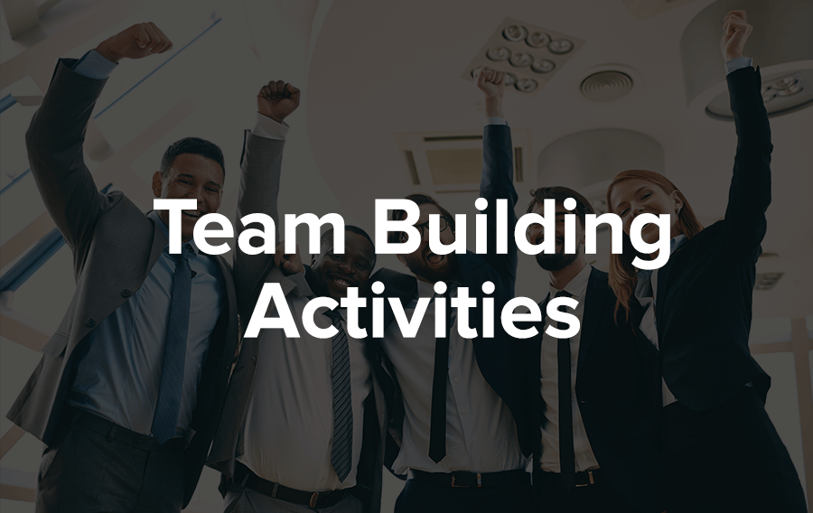 Organizers of corporate event services encourage movement, be it in the form of attending workshops or on-stage participation.